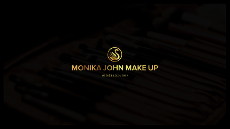Post11: Logotyp Monika John Make UP